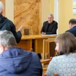 Рахим Азимов посетил Котельнич и Котельничский район