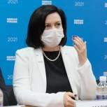 Мария Василькова: Пока более активными избирателями оказались женщины