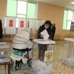 Молодые мамы Шемуршинского района – активные и ответственные избиратели