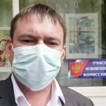 Наблюдатель в Балашовском районе: Второй день голосования идет без нарушений