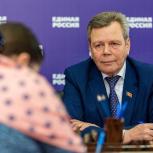 Сергей Абрамов: Решение поставить лидеров федерального списка «Единой России» во главе партийных комиссий будет способствовать достижению национальных целей