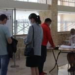 Голосует Уссурийск: высокая активность сохраняется и во второй день