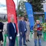 Депутаты поблагодарили участников соревнований по фигурному вождению автомобилей с ручным управлением за мастерство и пример мужества