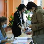 Владимир Ружицкий проверил работу участковых избирательных комиссий Люберец
