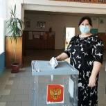 Заведующая врачебной амбулаторией Блечепсина призвала прийти на выборы
