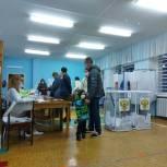 Избирательные участки Чувашии закрылись