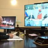 Владимир Путин: Важнейшей задачей нового состава парламентариев станет принятие федерального бюджета на предстоящие три года