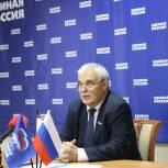 Владимир Чибиркин поблагодарил избирателей за оказанное доверие