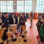 Александр Никитин оценил работу предприятия Мордовского района и пообщался с коллективом и детьми Оборонинской школы