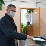 Максим Малахов:  Иду на выборы, чтобы успешно завершилось начатое, и продолжилась воплощение проектов, о которых мечтают магаданцы