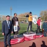 В Миассе прошли соревнования по пожарно-спасательному спорту среди школ города