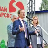 Александр Живайкин: самарские аграрии выходят на докризисный уровень