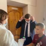 Главный врач ЦРБ Белокалитвинского района проголосовал на выборах в Госдуму