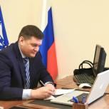 Иван Квитка: Прием граждан – это всегда открытый диалог с жителями Тюменской области
