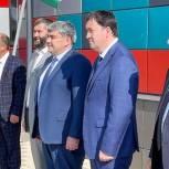 Казбек Коков встретил День знаний в школе селения Верхняя Жемтала