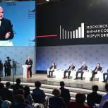 Михаил Мишустин: Доходы на единовременные выплаты пенсионерам и военным получены за счет восстановления экономики