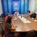 О взаимодействии НКО говорили на круглом столе в Штабе общественной поддержки партии