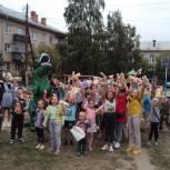 Леонид Шулаев подарил первоклассникам Южноуральска большой детский праздник