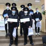 Курсанты Камчатского технического университета впервые приняли участие в выборах