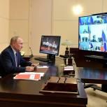 Президент дал поручения по итогам Госсовета — с инициативами выступала «Единая Россия»