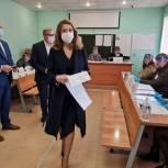 Марина Андрейчук: Важно прийти на избирательный участок и проявить свою гражданскую позицию