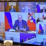 Александр Новак: Более 9 тысяч домовладений уже подключено к газу в рамках социальной газификации