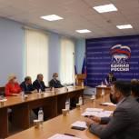 Омские единороссы определили кандидатов на посты спикера Заксобрания и сенатора