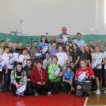 Константин Струков учредил призы для турнира теннисистов Верхнеуральского избирательного округа