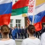 В Воронежской области открыли школу, построенную по совместному проекту с Республикой Беларусь