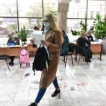 Третий день голосования стартовал в Тюменской области