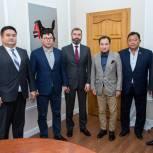 Александр Ведерников встретился с представителями правящей партии Монголии