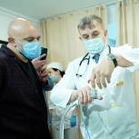 Денис Проценко назвал программу постковидной реабилитации в Кавказских Минеральных Водах лучшей в России