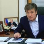 Ризван Курбанов выразил благодарность избирателям