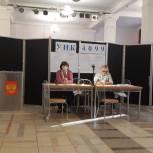 В Солнечногорске стартовал финальный день трёхдневных выборов депутатов в новый созыв Госдумы и Мособлдуму
