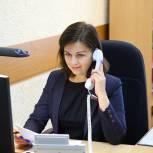 Яна Куприна провела прием граждан