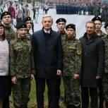 Ветераны Заводоуковска одобрили проект памятника десантному планеру