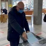 Александр Гречихо: Выборы проходят в штатном режиме