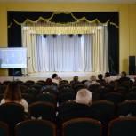 Виктор Шептий: «Ремонт сельских Домов культуры – одна из приоритетных задач «Единой России»