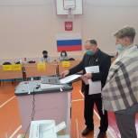 Златоустовцы продолжают голосовать на выборах в Государственную Думу