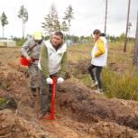 Дмитрий Кобылкин дал старт экомарафону «Дни зеленых действий» и акции «Сохраним лес» в Иркутской области