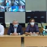 Руслан Демаков: Существенных нарушений за время голосования не выявлено