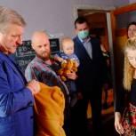 В Зуевском районе благодаря социальному контракту открылась швейная мастерская
