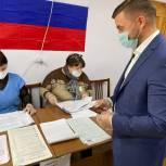 Партийцы продолжают голосовать за будущее Чувашии и России