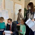 Антон Капралов: выборы - семейная традиция!