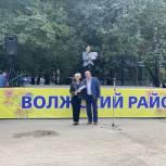 Депутаты Саратовской городской Думы приняли участие в открытии районной Доски почета