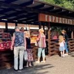 Дополнительная сельхозярмарка заработала в Хабаровске