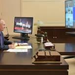 Владимир Путин: Многие решения по развитию страны и укреплению социальной сферы были инициированы «Единой Россией