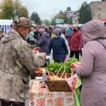 В День города в Смоленске работают ярмарки