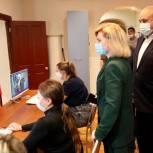 Сергей Цивилев проверил работу Общественного штаба по наблюдению за ходом выборов в Кузбассе