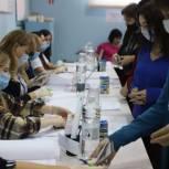 На 15:00 в первый день досрочного голосования на Кубани явка составила 12,48%